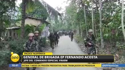 EP realiza operación para dar con senderistas que emboscaron convoy