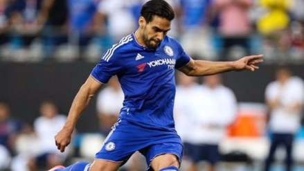 Chelsea perdió 1-0 ante Swansea en la vuelta de Radamel Falcao a las canchas