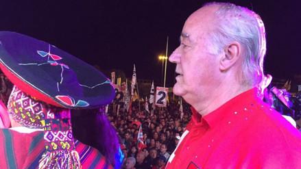 García Belaunde denuncia ofrecimientos para que Barnechea renuncie