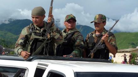 Sube a diez el número de muertos en emboscada terrorista en el VRAEM