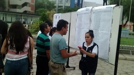 Elecciones se iniciaron con retraso en Trujillo