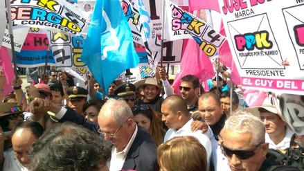 Ipsos: candidato de PPK tuvo mayor respaldo de electores en Arequipa