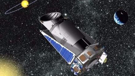 Nave de la NASA experimenta problemas a miles de km de la Tierra