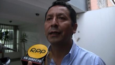 Candidato Clemente Flores espera resultados con calma
