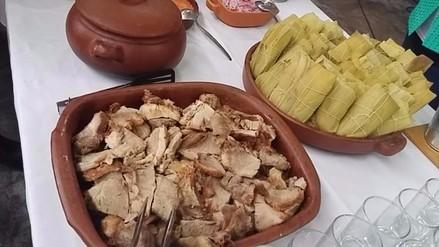 Alfredo Barnechea desayunará chicharrones y jugo en local de Acción Popular