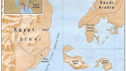 Egipto cedió dos islas en larga disputa a Arabia Saudita