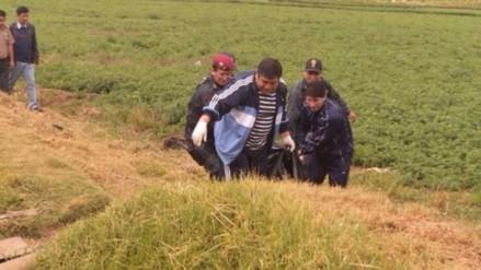 Sánchez Carrión: un muerto y varios heridos tras vuelco de camión