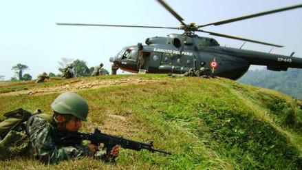 Soldados asesinados en el Vraem serán despedidos como héroes