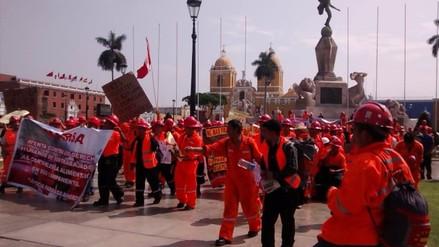 Tres nuevos conflictos sociales se reportaron en marzo en La Libertad