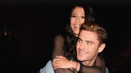 Zac Efron y Sam Miró: la pareja más enamorada de los MTV Movie Awards