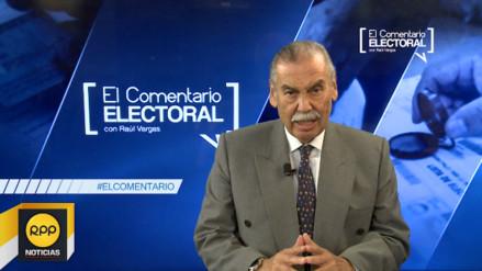 El sistema electoral debe cambiar y mejorar