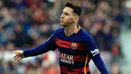 France Football: Messi es el futbolista jugador mejor pagado del mundo