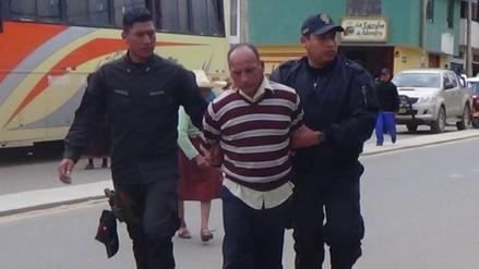 Huamachuco: capturan a sujeto que se hizo pasar por pastor e ingeniero