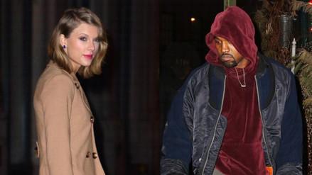 Kanye West volvió a hablar de Taylor Swift