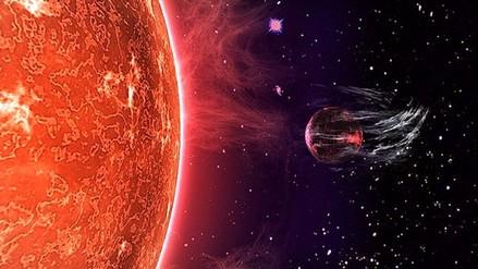 Detectan planetas despojados de atmósfera por la radiación de su estrella