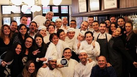 Restaurante peruano gana premio en Londres