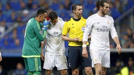 Real Madrid vs. Wolfsburgo: ¿Qué le dijo Keylor Navas a Cristiano Ronaldo?