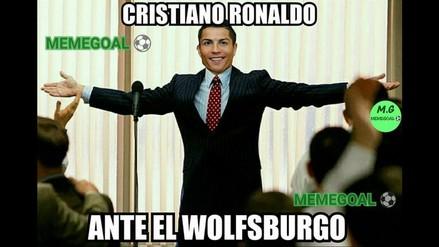 Real Madrid vs. Wolfsburgo: los memes del triunfo español por 3-0