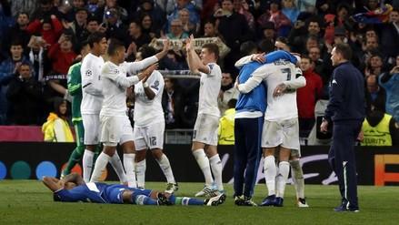 Real Madrid vs. Wolfsburgo: las postales al final del partido