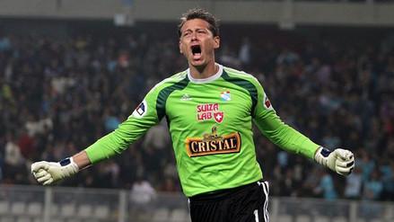 Sporting Cristal: comentarista colombiano confundió nombre de Diego Penny