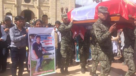 Huancayo: familiares de civiles caídos en Vraem piden investigación