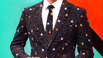 Este es el traje que todo fanático de Pac-Man quisiera vestir