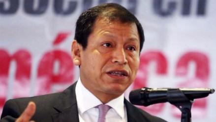 """Ministro Daniel Maurate exhortó al país """"cerrar filas contra el terrorismo"""