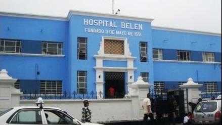 Trujillo: médicos del Belén operarán en otros hospitales
