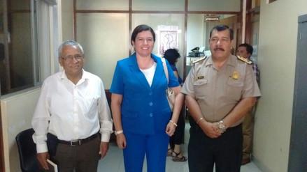 Chiclayo: autoridades se reúnen por tema de la avenida Los Incas