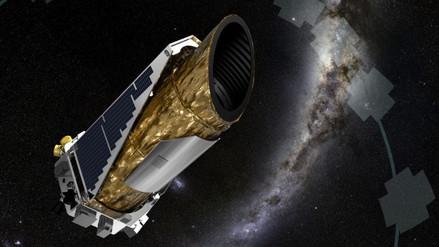 NASA recupera contacto con nave y dice que está a salvo