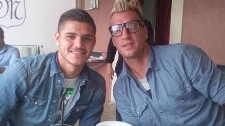 Mauro Icardi y Maxi López: el inicio y fin de una amistad en 10 fotos