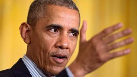 Obama: La única forma de vencer al ISIS es acabar con la guerra siria
