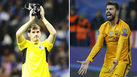 Champions League: Gerard Piqué no iba a la final, lo predijo Iker Casillas