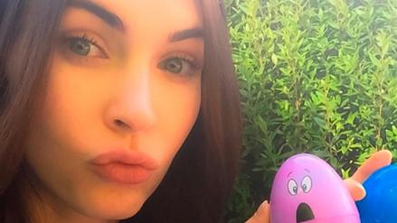 Megan Fox bromea ante rumores sobre paternidad de su tercer hijo
