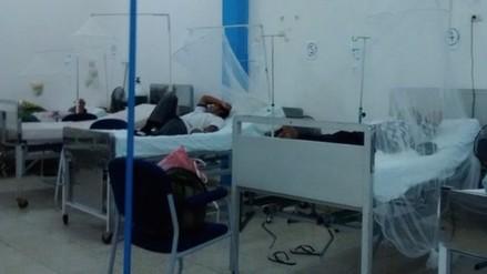 Diresa reporta 8 casos de gripe AH1N1 y dos de Chikungunya