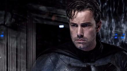 Batman: Ben Affleck dirigirá nueva película