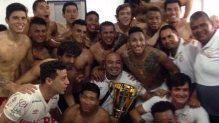 Alianza Lima vs. Universitario: Raúl Ruidíaz imitó celebración de Cristiano