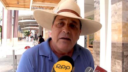 Javier Atkins también denuncia que se pretende consumir fraude