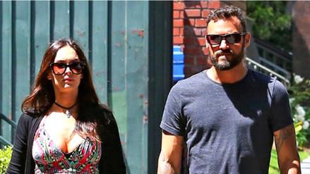 Megan Fox y Brian Austin Green viven juntos nuevamente