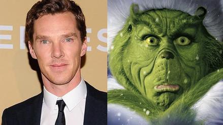 CinemaCon: Benedict Cumberbatch será el nuevo Grinch