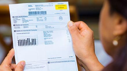 Mañana Osinergmin publicará nuevas tarifas eléctricas que no estarían indexadas al dólar
