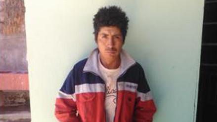 Andahuaylas: detienen a sujeto que intentó violar a menor de edad