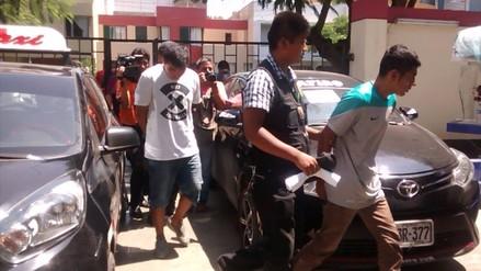 Trujillo: detienen a dos marcas tras robar 20 mil soles a empresario