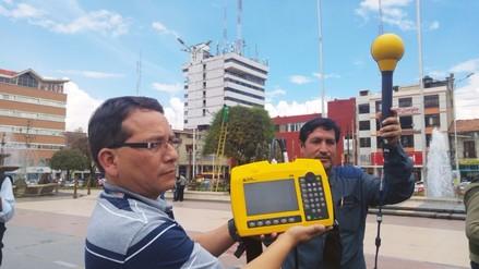 Huancayo: MTC realiza mediciones de radiación no ionizante