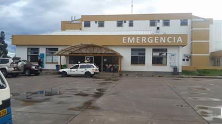 Hospital Regional en alerta por primer caso reportado de gripe AH1N1