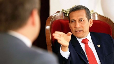 """Ollanta Humala no postulará en 2021: """"¿Para qué otra vez?"""" [VIDEO]"""