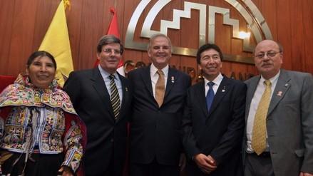 ¿Para qué elegimos representantes al Parlamento Andino?