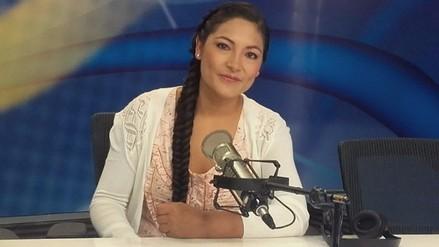 Magaly Solier y su show dedicado a las mujeres