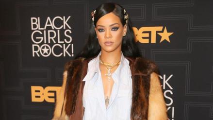 Rihanna ayudó a un fan a salir del closet