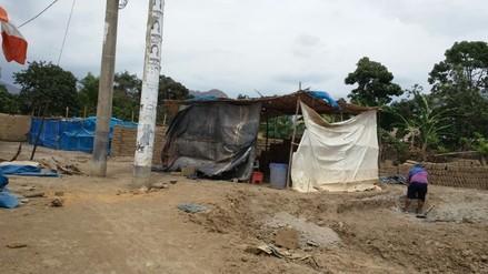 Ascope: denuncian invasión de terreno para parque infantil